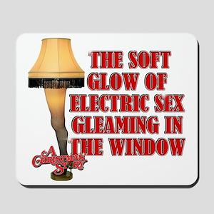 Electric Sex Mousepad