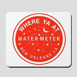 Local Color Water Meters Mousepad