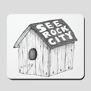 See Rock City Mousepad