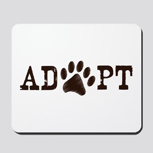Adopt an Animal Mousepad