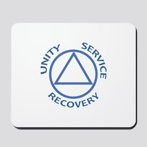 UNITY SERVICE RECOVERY Mousepad