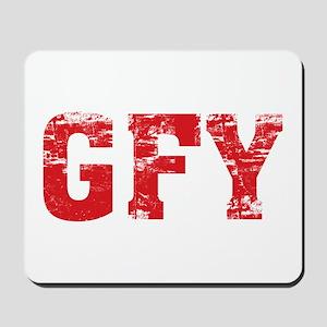GFY Mousepad
