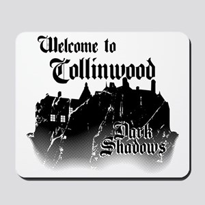 Dark Shadows Welcome To Collinwood Mousepad