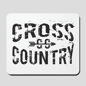cross country Mousepad