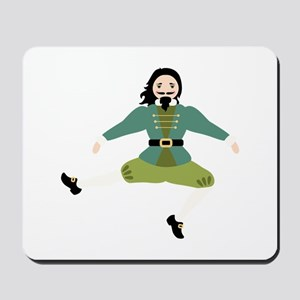 Leaping Lord Mousepad