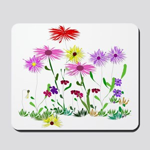 Flower Bunch Mousepad