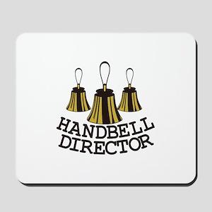 Handbell Director Mousepad