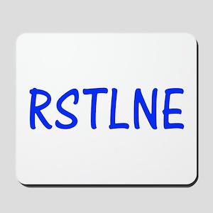RSTLNE Mousepad
