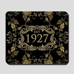 Established 1927 Mousepad