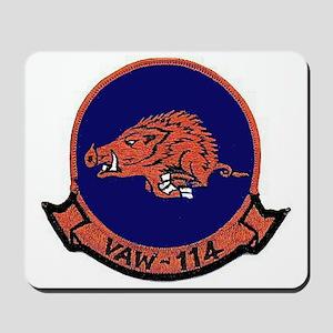 VAW 114 Hormel Hogs Mousepad