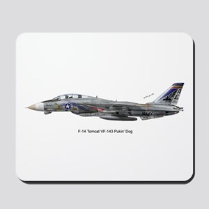 VF-143 Pukin' Dogs Mousepad