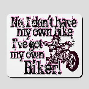 ownbiker Mousepad