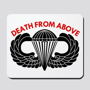 Airborne Death From Above Mousepad