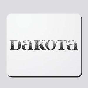 Dakota Carved Metal Mousepad
