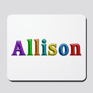 Allison Shiny Colors Mousepad