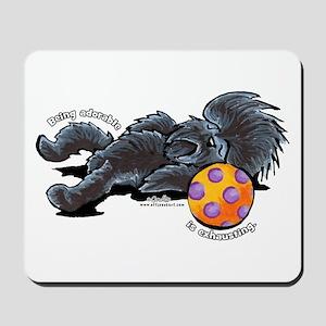 Adorable Affenpinscher Mousepad