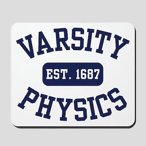 Varsity Physics Mousepad