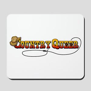 Cowboy Queer Mousepad