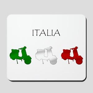 Italian Scooter Mousepad