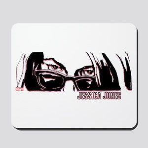 Jessica Jones Eyes Mousepad