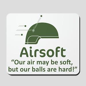 Hard Balls - OD Mousepad