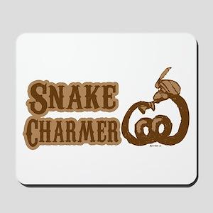 Snake Charmer Mousepad