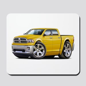 Ram Yellow Dual Cab Mousepad