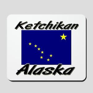 Ketchikan Alaska Mousepad