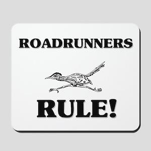 Roadrunners Rule! Mousepad