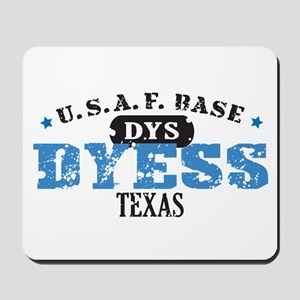 Dyess Air Force Base Mousepad