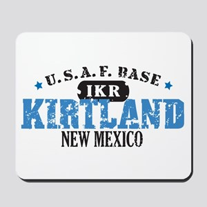 Kirtland Air Force Base Mousepad