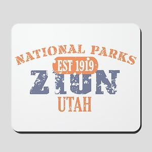 Zion National Park Utah Mousepad
