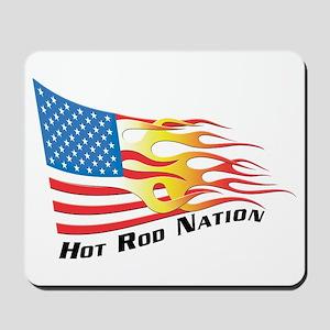 Nation Flag Mousepad