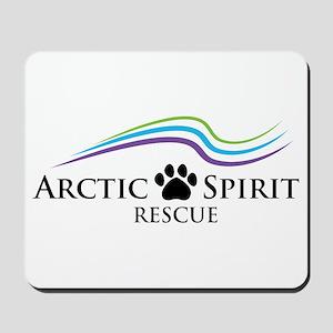 Arctic Spirit Rescue Mousepad