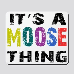 moosething Mousepad