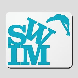 iSWIM4 Mousepad