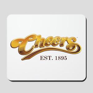 Cheers Est. 1895 Mousepad