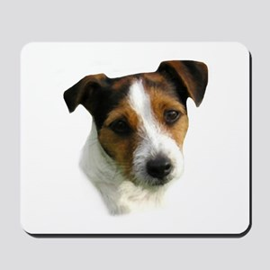 Jack Russell Watercolor Mousepad