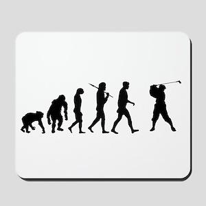 Evolution of Golf Mousepad