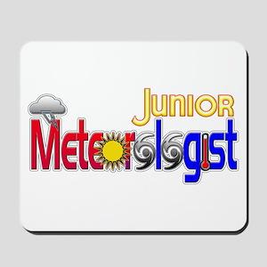 Junior Meteorologist Mousepad