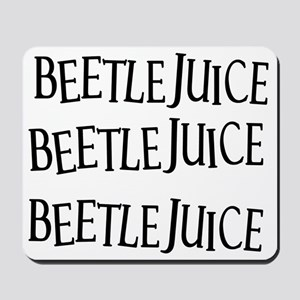 Beetlejuice Cubed Mousepad