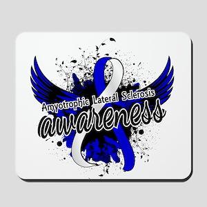 ALS Awareness 16 Mousepad