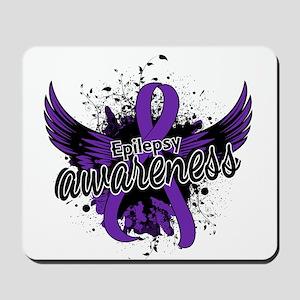 Epilepsy Awareness 16 Mousepad