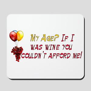 Fine Wine Mousepad