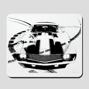 Camaro Style Mousepad