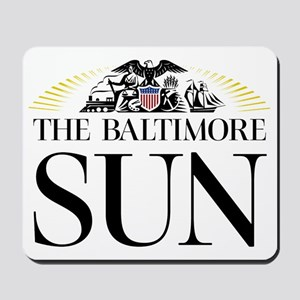 The Baltimore Sun-Original Lo Mousepad