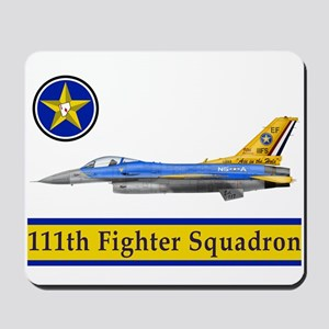 111th Fighter Squadron Mousepad