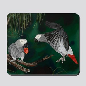 Greys in the Wild Mousepad