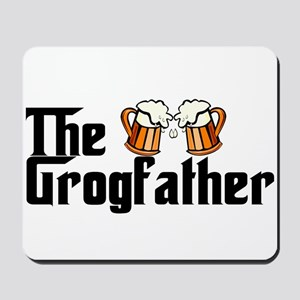 The Grogfather Mousepad