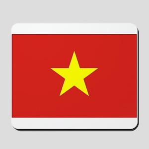 Flag of Vietnam Mousepad